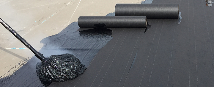 Roof Industrial Roofing Commercial Roofing Asphalt and Gravel