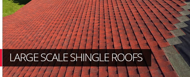 Industrial Roofing Commercial roofing roof shingle