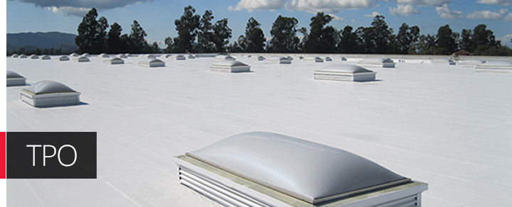 Lovely Couvertures West Island Roofing Industrial Roof Commercial Roof TPO Membrane
