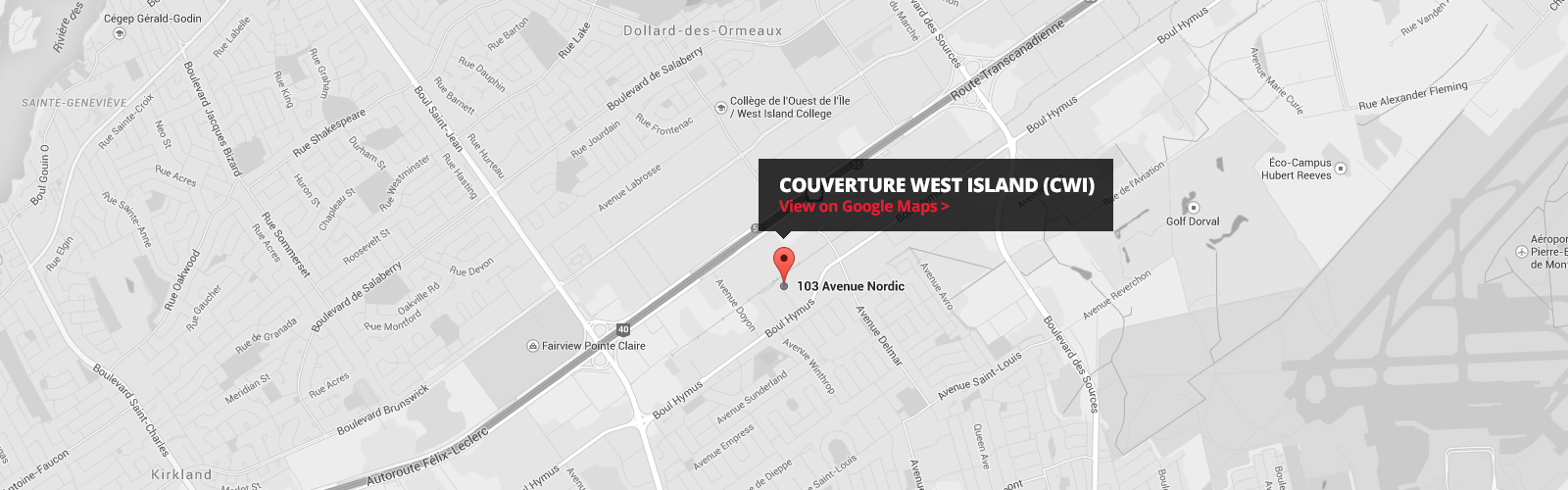 Contact Us West Island Roofing Cwi